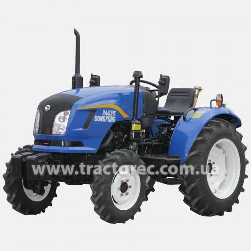Трактор DONGFENG 244 DHX, 24 к.с, 3 цил, ГУР, широкі шини, БЕЗКОШТОВНА ДОСТАВКА!