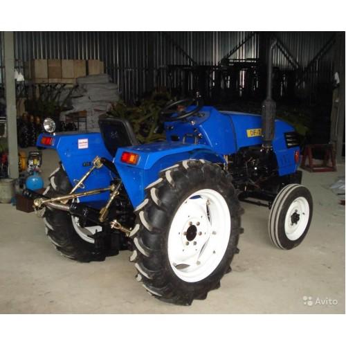 Трактор DONGFENG 240, 3 цил, 24 к.с., 4*4, БЕЗКОШТОВНА ДОСТАВКА!