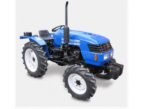 Трактор DONGFENG 244, 3 цил, 24 л.с, 4*4, БЕЗКОШТОВНА ДОСТАВКА!