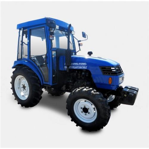 Трактор DONGFENG 404DCL, 4 цил, 40 к.с, кабіна із опаленням, БЕЗКОШТОВНА ДОСТАВКА!