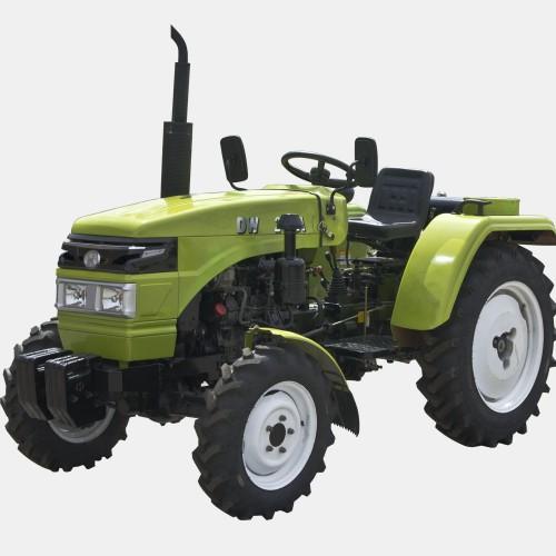 Трактор DW 244 A, 24 к.с, 2 цил, блокування дифиренціалу, БЕЗКОШТОВНА ДОСТАВКА!