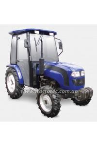 Трактор (Мини-трактор) DW354 (Булат 354), 35 к.с. з кабіною