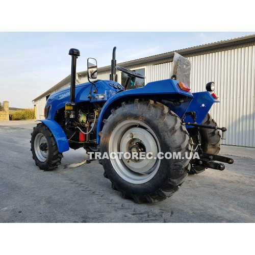 Трактор Т244HF, 24 к.с, 4х4, гідропідсилювач, широкі шини, безкоштовна доставка!