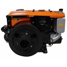 Двигун дизельний Файтер R190ANE з електрозапуском, 11 к.с., водяне охолодження, гарантія 1 рік, доставка