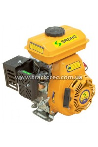 Двигун бензиновий Sadko GE-100, вал-шпонка, 2.5 к.с. БЕЗКОШТОВАНА ДОСТАВКА!