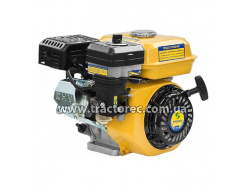 Двигун бензиновий Sadko GE-210 (фильтр в масл. ванні), 6.5 к.с, БЕЗКОШТОВНА ДОСТАВКА!