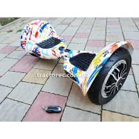 Гіроскутер Viper 10 Graffiti NEW ЗБІЛЬШЕНИЙ, Smart Balance, Bluetooth, м'які та високі колеса, ПУЛЬТ, сумка, міцний пластик, СУПЕР ЦІНА!