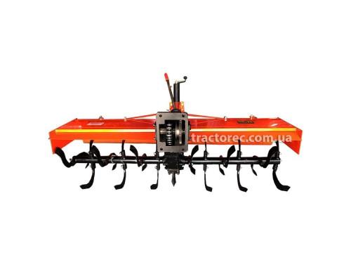 Грунтофреза 140 см, 24 ножі,  для мототракторів та мотоблоків потужністю від 12 к.с