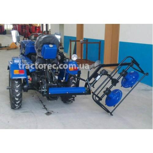 Коса роторна КР-100 (GS-01) для мототракторів із кріплення на задню гідравлічну систему