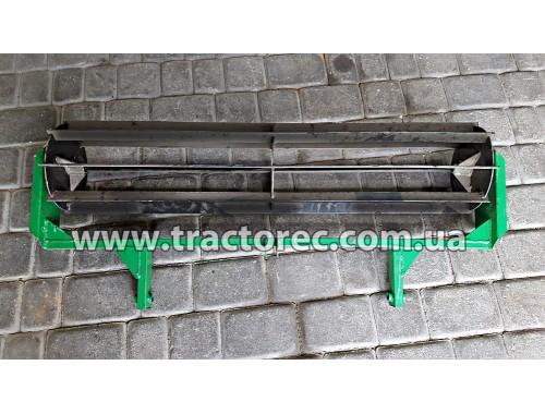 Каток для культиватора або плуга до мотоблока чи мототрактора