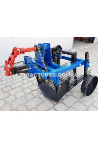 Картоплекопалка для мотоблоків із заднім валом відбору потужності із карданним приводом для моделей 105, 135, 2060, 2090, 186, 178