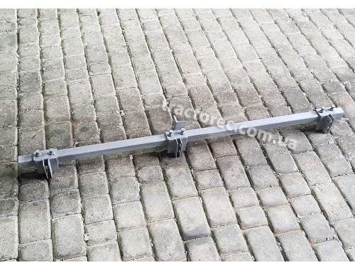 Сцепка потрійна на підгортальник стріла, дисковий, культиваторні лапи та інше обладнання