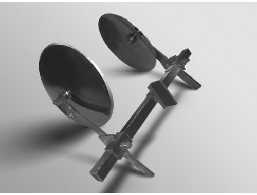 Підгортальник дисковий УСИЛЕНИЙ (КОМПЛЕКТ) 40 см