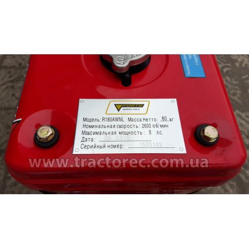Двигун дизельний для мотоблока R180, 8 к.с. аналог Zubr jr-q78, Кентавр 1080д та інших