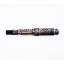 Вал приводу фрези для мототракторів Булат 240, Forte 24 та інших аналогів (знаходиться в КПП)
