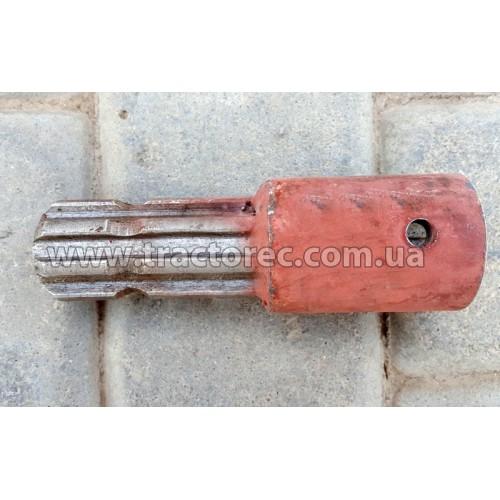 Перехідник для карданного вала трактора (кардана) із 6 на 8 шліців