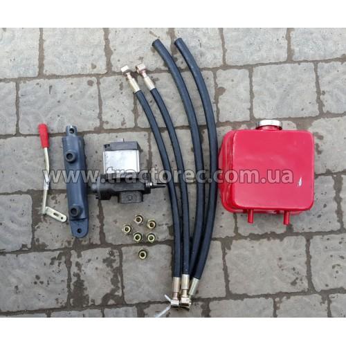Комплект гідравліки для мототрактора, мотоблока Зубр, Кентавр, Форте, Добриня