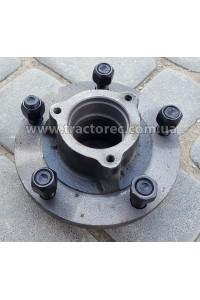 Ступиця мототрактора передня на 5 шпильок, шина 5.00-12 або 4.00-14