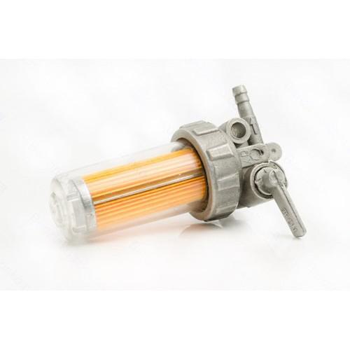 Кран паливний або відстійник (кран топливный или отстойник) до двигуна R175, R180, R190, R195