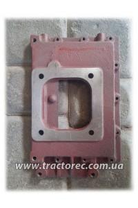 Перехідна пластина радіатора двигуна R180 (пластина базова, зєднуюча)