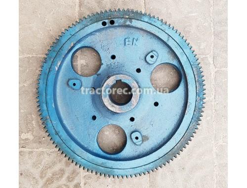 Маховик з вінцем R195 NDL на 118 зубів, для двигунів GZ, Runda 12-15 к.с Z118