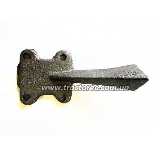 Носок грунтофрези мотоблока (Пятка, зацеп, ніж)