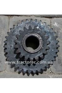 Шестерня парна 81.37.123-1 КПП Зирка 61, Кентавр 1070д, ЯК81 і т.д.