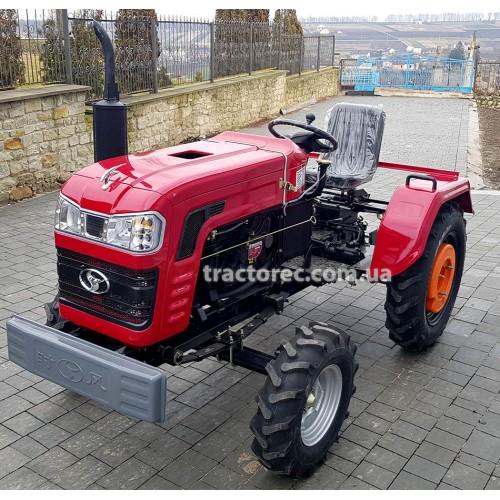 Трактор Shifeng SF 240 New (Шифенг 240), 24 к.с, 2018 року, + дзеркала в подарунок, БЕЗКОШТОВНА ДОСТАВКА!  (Т24рм, SF 24B, синтай 24Б)