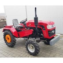 Трактор Shifeng 240 New або Шифенг 220, 25 к.с, 2018 року, + дзеркала в подарунок, БЕЗКОШТОВНА ДОСТАВКА!  (Т24рм, SF 24B, синтай 24Б)