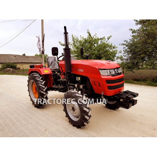 Трактор Shifeng SF244C (Шифенг 244С)  24 к.с, 3х цил, ГУР, 4х4, новий дизайн, Безкоштовна доставка. СУПЕР ЦІНА!