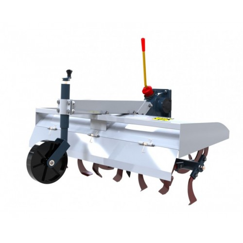 Мототрактор Булат Т-185 RED NEW, макс 18 к.с, двухкорпусний плуг, фреза 130 см, додаткова гідросистема встановлена, мяке сидіння. Мінітрактор, трактор