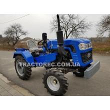 Трактор DW240B NEW, 24 к.с, водяне охолодження, ВОМ, 3х точкова навісна система! НИЗЬКА ЦІНА