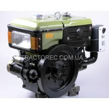 Двигун Кентавр або Зубр R195NM 12 к.с з електрозапуском