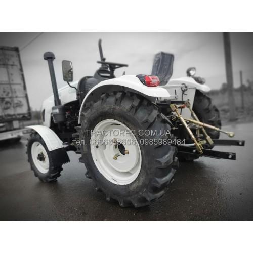Трактор GS 244DHX, 25 к.с, 3 цил, 4х4, гідропідсилювач керма, рівна підлога, широка колія, найширші шини, низька ціна, нова модель краще Сінтай, Булат, DW