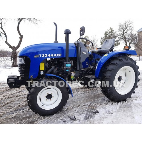 Трактор JINMA JMT 3244HXR NEW, 25 к.с, 3 цил, широкі шини, 16 швидкостей, РЕВЕРС. Супер ціна! Безкоштовна доставка Джинма 264ER HRX