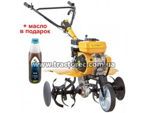 Мотоблок бензиновий Sadko M-500 PRO (без коліс), 6.5 к.с. БЕЗКОШТОВНА ДОСТАВКА!
