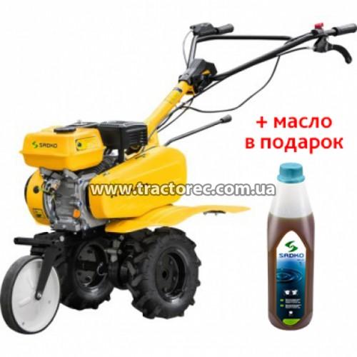 Мотоблок бензиновий Sadko M-500 PRO, 6.5 к.с. БЕЗКОШТОВНА ДОСТАВКА!