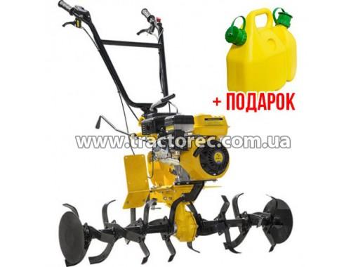 Мотоблок бензиновий Sadko M-1265PRO, 6.5 к.с. з колесами. БЕЗКОШТОВНА ДОСТАВКА!