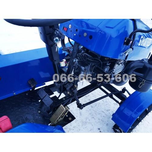 Мототрактор Булат Т-220, 23 к.с + фреза 140 см + 2х плуг, НОВА МОДЕЛЬ! Обмежена кількість! Безкоштовна доставка!