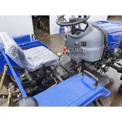 Трактор Т244HL NEW, 3 цил, 25 к.с, 4х4, нова КПП, гідропідсилювач керма, новий дизайн, ТОП комлпектація! Безкоштовна доставка!
