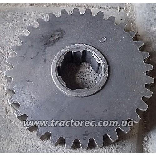 Шестерня гальмівна (тормозная) (81.37.111) до старих КПП Кентавр 1070д, Зірка SH-61