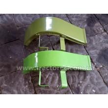 Захист корзини зчеплення (ремнів) мотоблока на 2-х та 3-х ручейковий шкив