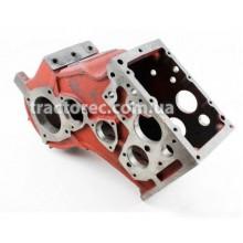 Корпус коробки передач (трансміссія, кпп, блок) мотоблока чи мототрактора під кріплення 5 болтів та ось 39мм або 49мм.