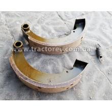 Гальмівні колодки для мототракторів Булат, Форте, Zubr, DW та інших моделей міні-тракторів від 8 до 24 к.с.