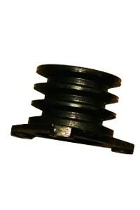 Шків мотоблока трьохручейний (двигун R190, R195) 110 мм діаметр