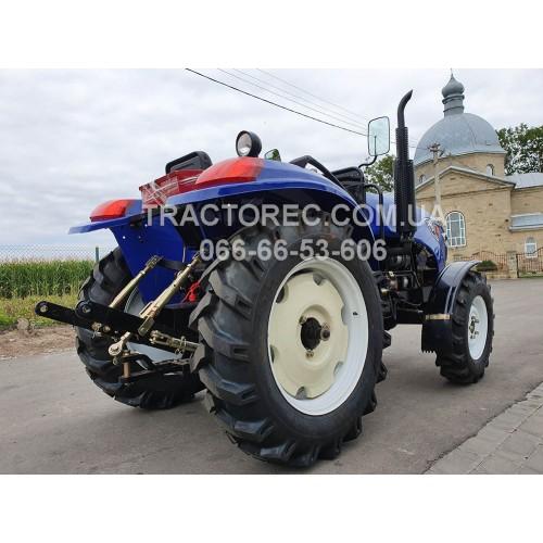 Трактор ORION RD-244 DHXL, 24 к.с, 3 цил., 4х4, блок коліс, широкі шини, новий дизайн. Безкоштовна доставка! ОРІОН 244