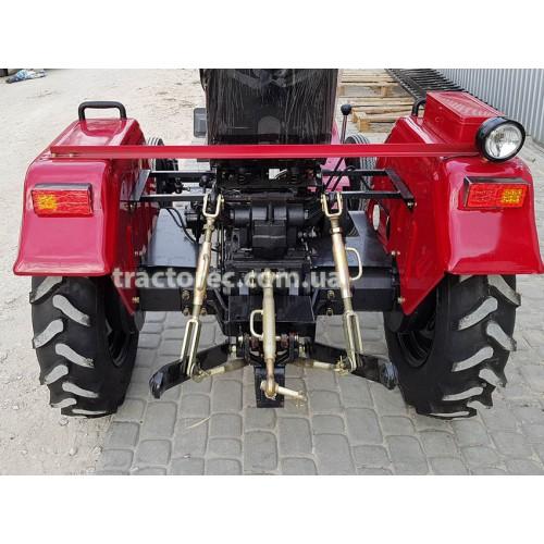 Трактор Shifeng SF240 B, 24 к.с, 2017 року, + дзеркала в подарунок, БЕЗКОШТОВНА ДОСТАВКА!  (Шифенг, аналог Т24рм, SF 24 B, синтай 24Б)