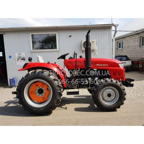Трактор SHIFENG 244 CLX NEW, 24 к.с, ГУР, 2 гідронасоси, найширші шини, супер комплектація!