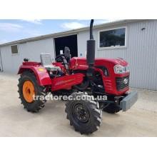 Трактор Shifeng SF-244B, 24 к.с, 4х4, ремінний привід, ресівер, шини 9.50-24, вага 1300 кг. БЕЗКОШТОВНА ДОСТАВКА! Шифенг 244Б